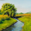 Meadow with Creek